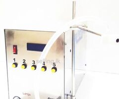Digital bottle filling machine / Liquid filling machine
