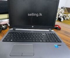 HP pro book i3 450 g2