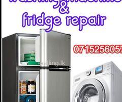 fridge repair washing machine repair