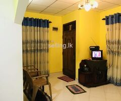 Fully furnished house for sale Minuwangoda
