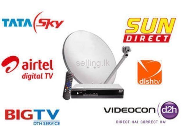 Dish TV Videocon D2H Recharge