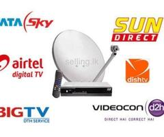 Dish TV Videocon D2H Recharge