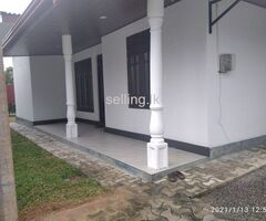 house for rent in Delgoda