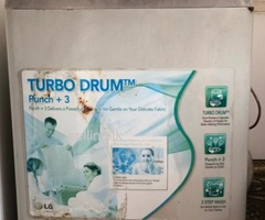 LG Washing Machine - Turbo Drum