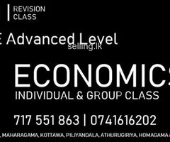 A/L Economics 2021| Revision Class