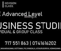 A/L Business Studies 2021| Revision Class