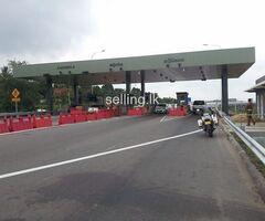Commercial Land for Sale in Kaduwela Highway entrance
