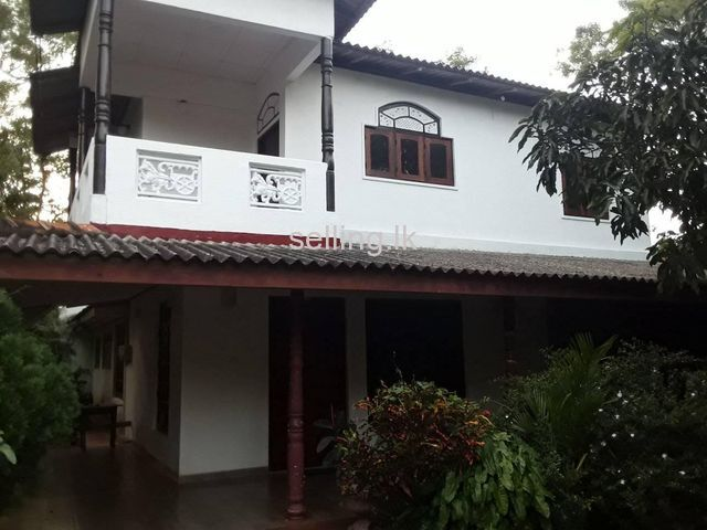 Two Storied House for sale in Anuradhapura.