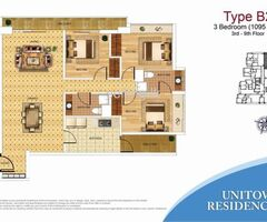 Apartment sale in Colombo -09( Unitown Residencies)