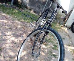 Raleigh racing bicycle