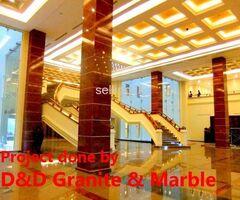 D&D Granite & Marble Kurunegala.