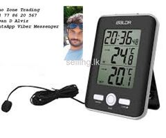 Digital Humidity Meter Hgrometer for SALE in Sri Lanka