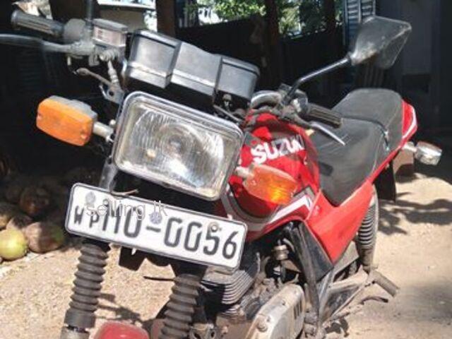 sikifu gs 125 used motorbike
