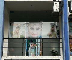 Shop available for rent at Orex City Ekala