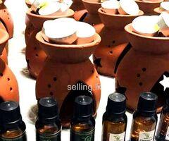 Cinnamon oil BURNER