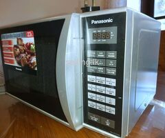 Panasonic Grill Microwave Oven NN-GT35HM
