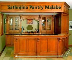 Sathmina  Pantry Cupboards