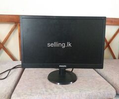 Philips 17 inch LED Monitor