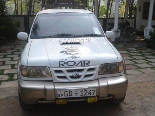 Kia sportage 2000 For sale
