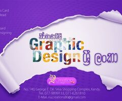 Graphic Designing in Kandy