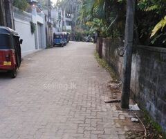 Land for sale in nugegoda pagoda main road