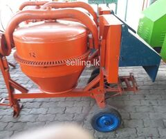 Ishan Engineering - Concrete mixers for sale