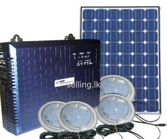 Olik Solar Lighting System (Brand new)