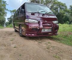 H100 Van for sell & exchange