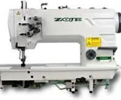 zoje double needle sewing machine