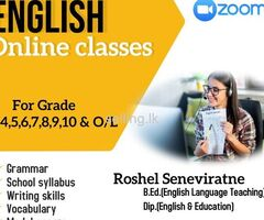 English Online Classes