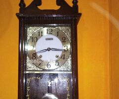 Old Antique wall clock - German