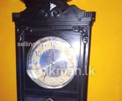 Old Antique wall clock - Japan