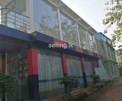 Commercial Building for rent in Veyangoda