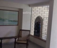 Fully Furnished House for Rent in Dehiwala