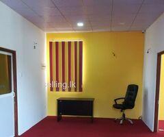 Office space for rent in kottawa Piliyandala road