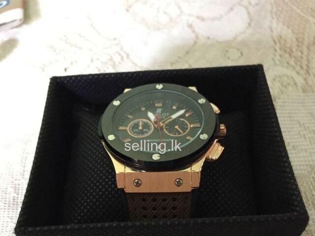 HUBLOT Brand new watches from Dubai