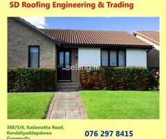 SD Roofing Engineering & Trading