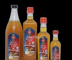 Rice Bran Oil-1l