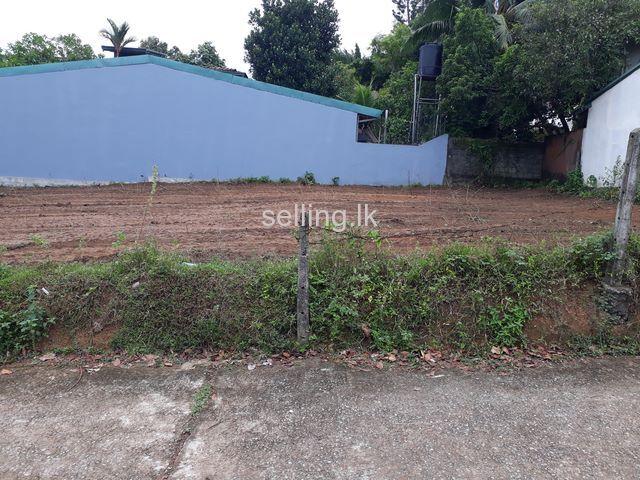 9 perch land for sale at Thalahena, Battaramulla