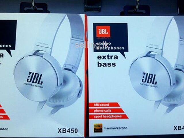 Headphone Extra Base JBL XB450