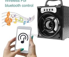 "4"" Bluetooth Speaker Portable"