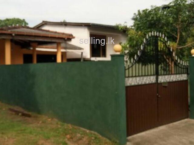 Piliyandala house for sale