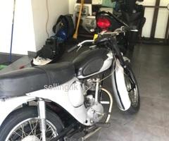 Triumph tiger cub Antique bike for sale