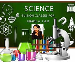 SCIENCE TUITION CLASSES - SINHALA & ENGLISH MEDIUM