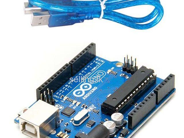 Arduino UNO - Hobbytronics shop
