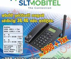 SLT 4G Router Special Offer