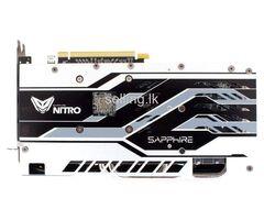 Sapphire RX 580 8gb