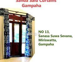 Sanda Salu Curtains