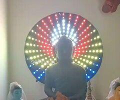 Pixel led buduresmala පික්සල් led බුදුරැස්මාලා
