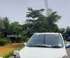 Alto car for rent with driver